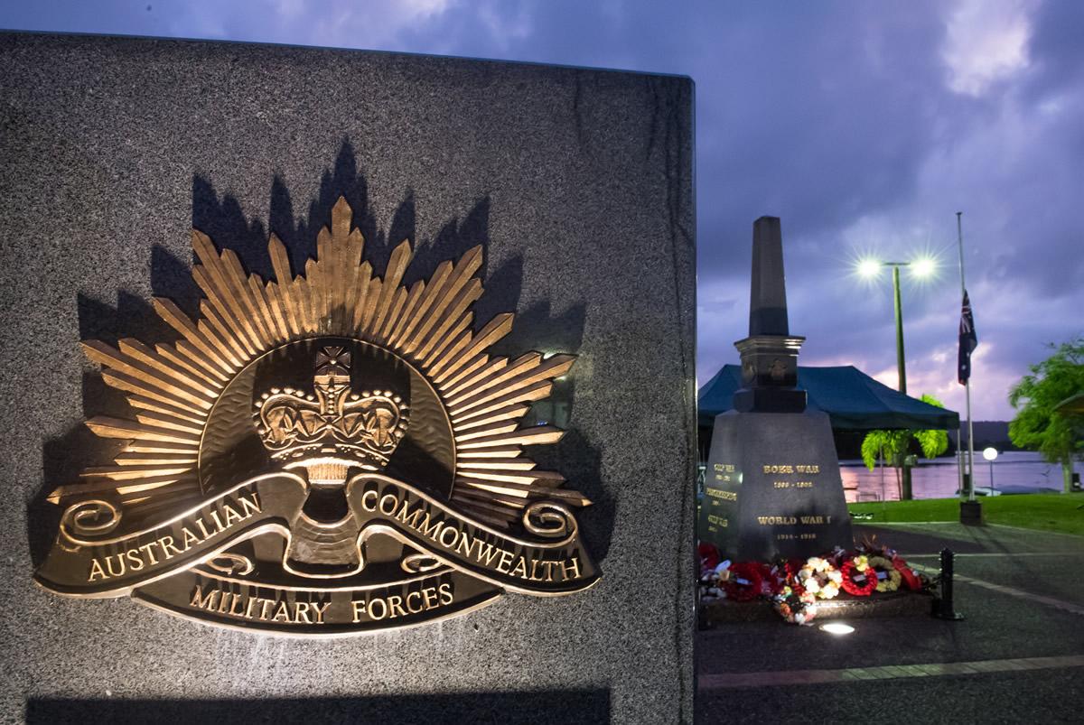 Innisfail Cenotaph